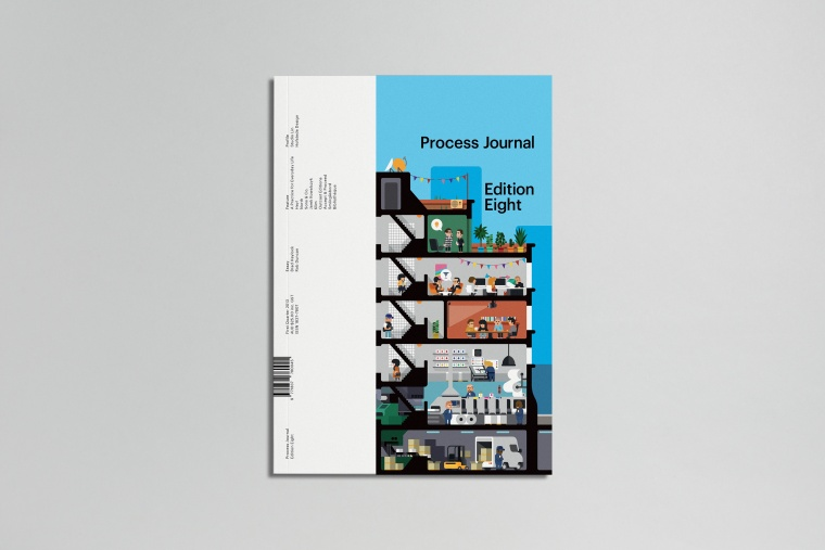 Process Journal: Edition Eight