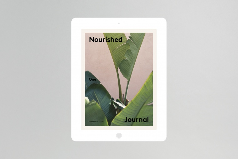 Nourished Journal App