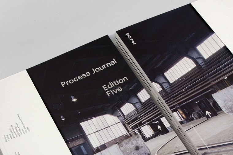 Process Journal: Edition Five